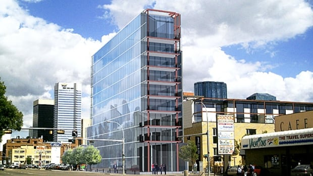 Solar Panels To Help Cut Office Tower S Energy Costs By 80