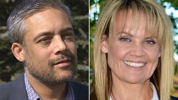 David Khan and Kerry Cundal are vying for the leadership of the Alberta Liberals.