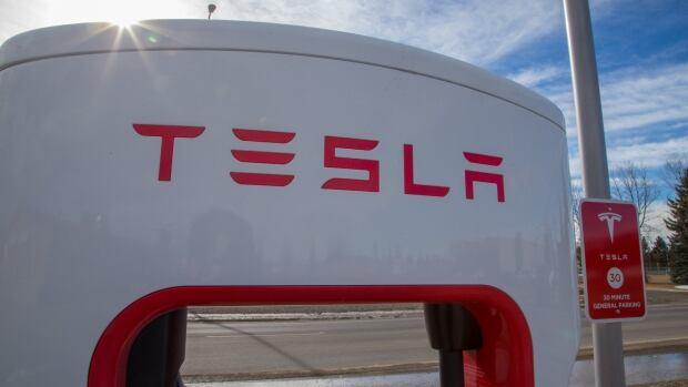 Tesla Charging Fort Macleod