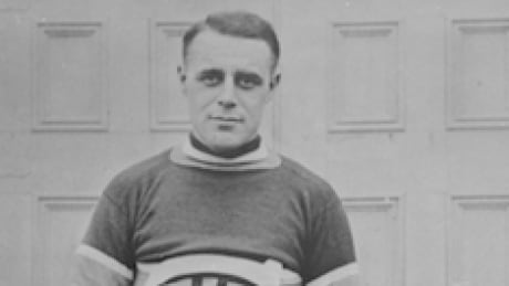 Joe Malone of the Montreal Canadiens