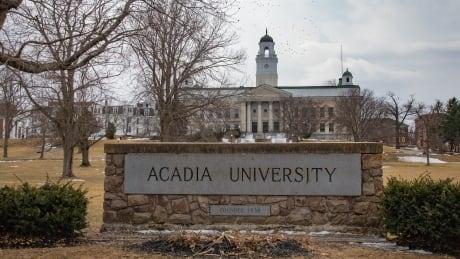 Acadia University Nova Scotia