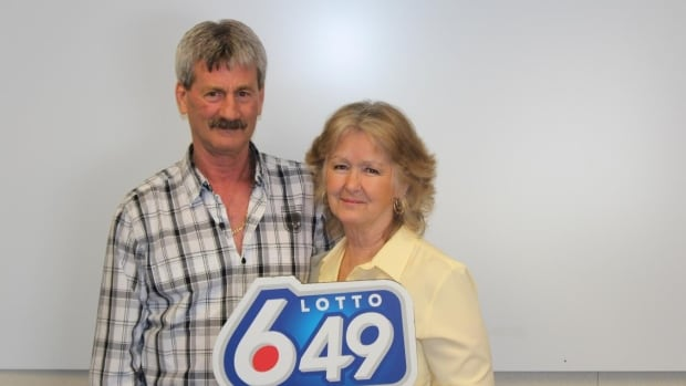 3 times lucky: couple wins $8.1M in lottery