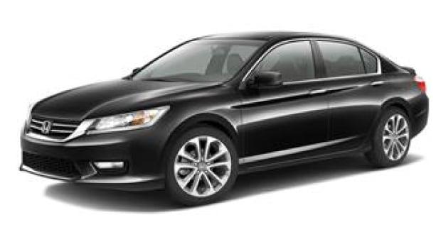 Honda Accord Cameo Lounge suspect vehicle