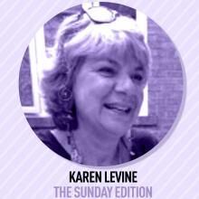 Documentary editor Karen Levine