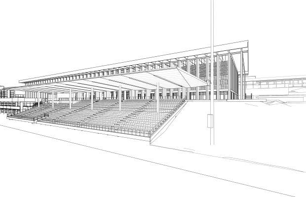 SFU stadium project