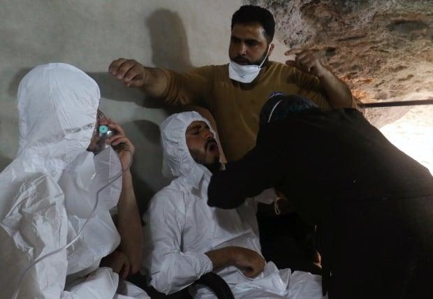 United States  envoy Nikki Haley says Syria regime change is 'inevitable'