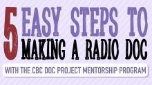 doc project mentorship program 5 steps