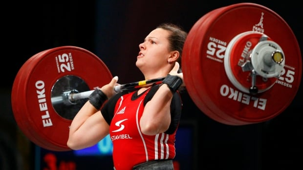 Russian weightlifter stripped of Olympic medal after doping test