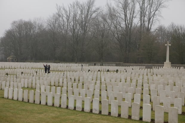 Cemetery at Vimy