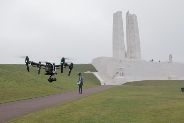 Monument at Vimy