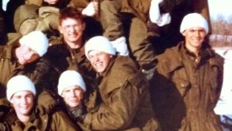Photo of PPCLI2 recruits 1984