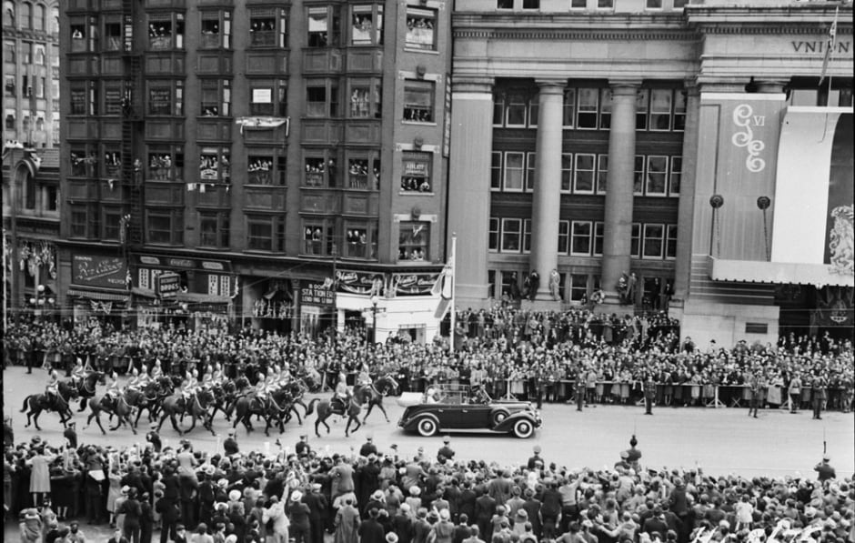 king george and queen elizabeth 1939 visit to ottawa