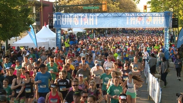 The Vancouver branch of the Canadian Association for Equality (CAFE) is one of eight community charities involved with the annual BMO Vancouver Marathon, but some community groups don't want the association at the event, alleging CAFE distorted statistics regarding domestic and sexual violence.