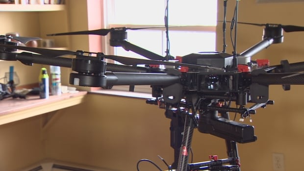 In mid-March, Transport Canada announced new rules preventing recreational drone users from flying their machines within a nine-kilometre radius of all airports and helipads.