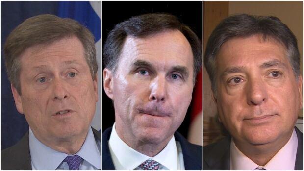 Tory, Morneau, Sousa
