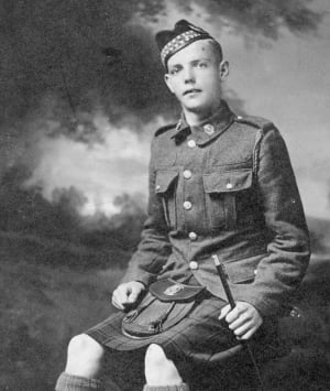 Pte. John Owens, 15th Battalion