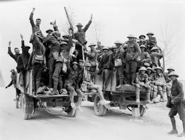 Canadians at Vimy