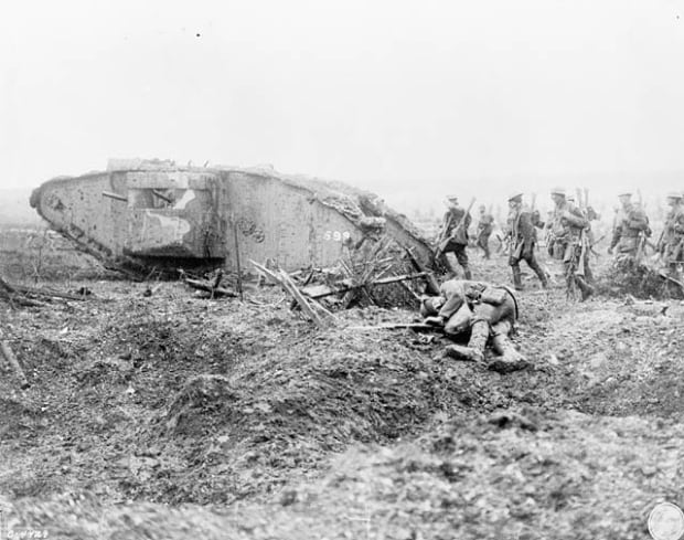 Canadians advance at Vimy
