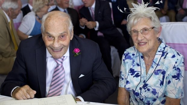 In his new book, Swedish physician and researcher Bertil Marklund outlines lifestyle factors that contribute to a long and healthy life enjoyed by vital older adults. George Kirby, 103, and Doreen Luckie, 91, are thought to be the oldest couple in the world to get married.
