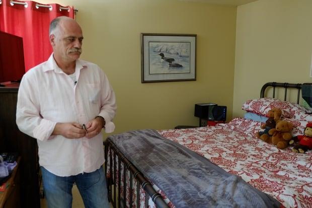 John MacTavish bedroom