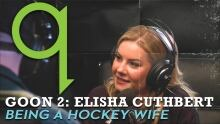 hockey wife
