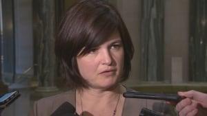 Saskatchewan NDP MLA Carla Beck