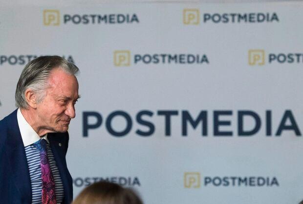 Postmedia Paul Godfrey