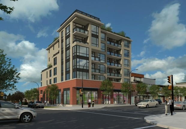 main street development