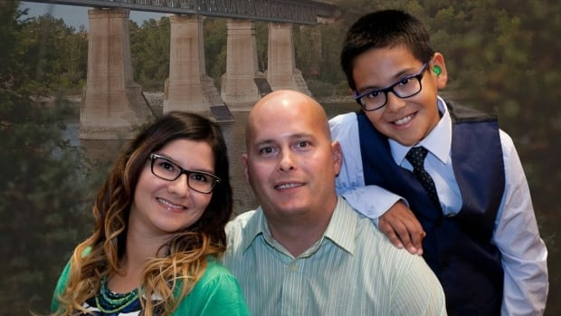 Twelve-year-old Zachary Baptiste and hundreds of other children across Saskatchewan will be harmed if the provincial government follows through on its plan to axe the hearing aid plan July 1, says his mom, Claudia.