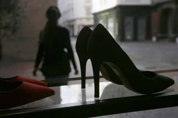Britain High Heels