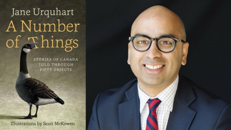 Jane Urquhart's A Number of Things looks at the 150-year-old history of Canada through inanimate objects.