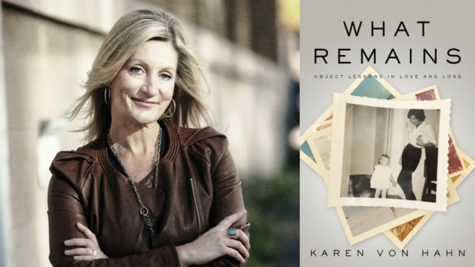 Karen von Hahn's memoir reveals intimate details of growing up with a larger-than-life mother.