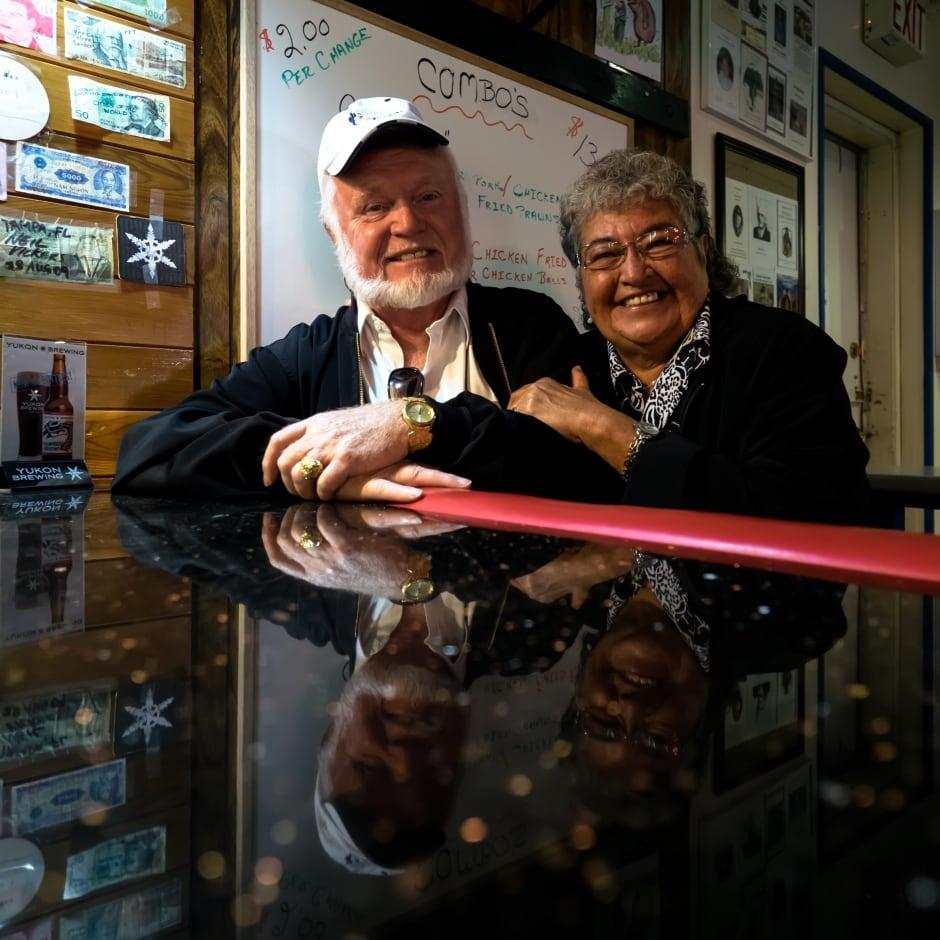 Helen and Ollie Wirth