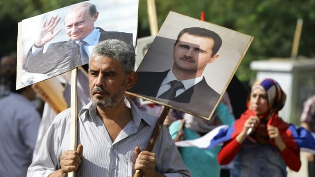 Syrian President Assad's allies say US attack crosses 'red lines'