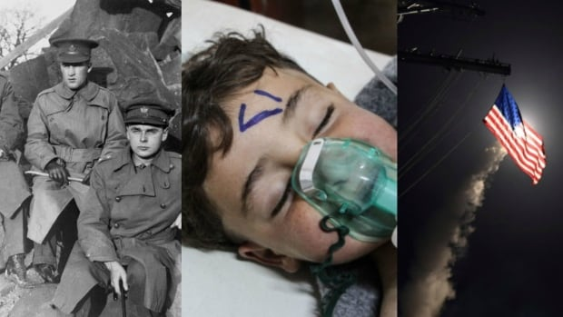 Checkup Syria Vimy collage