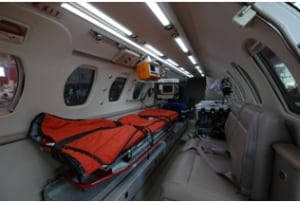 inside-lifeflight-plane-manitoba