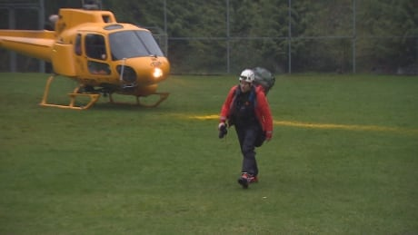North Shore Rescue responding to multiple distress calls near Cypress Bowl