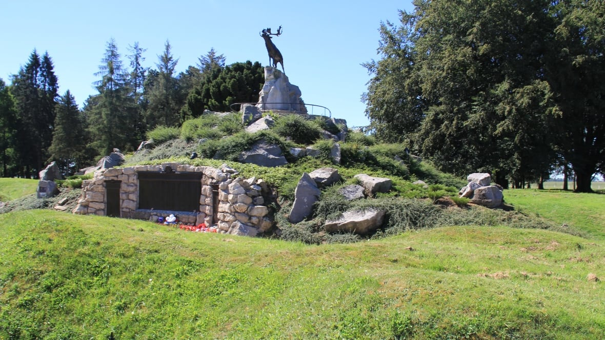 Google launches Street View for Beaumont Hamel, Vimy Ridge - CBC.ca