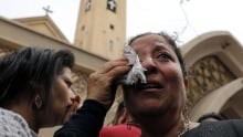 EGYPT-VIOLENCE-CHURCH