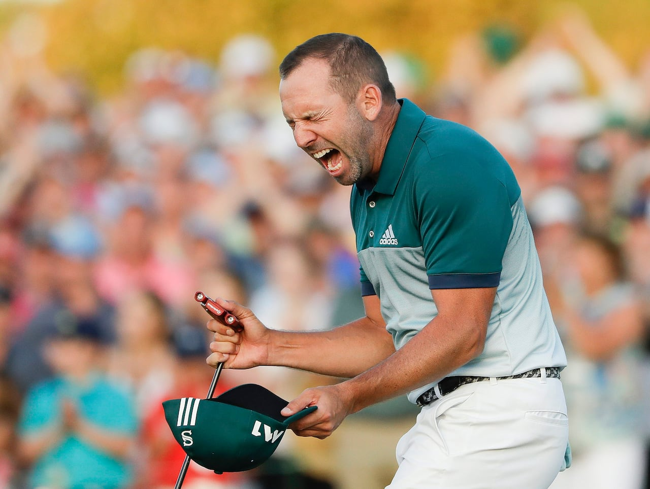 563869e74ce4 Sergio Garcia wins Masters in playoff for 1st major title   CBC Sports