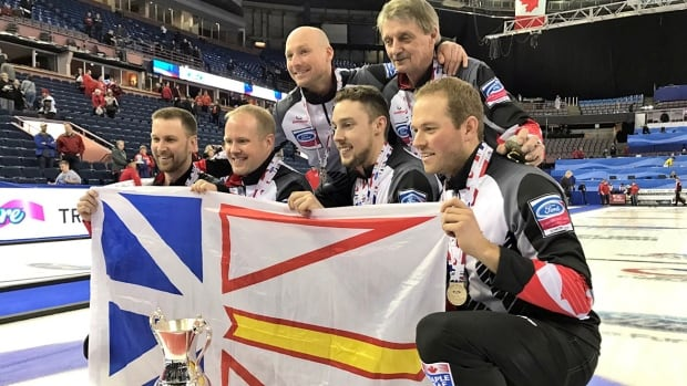 The Gushue team won the trophy but the St. John's area also scored big at the 2017 Tim Hortons Brier.