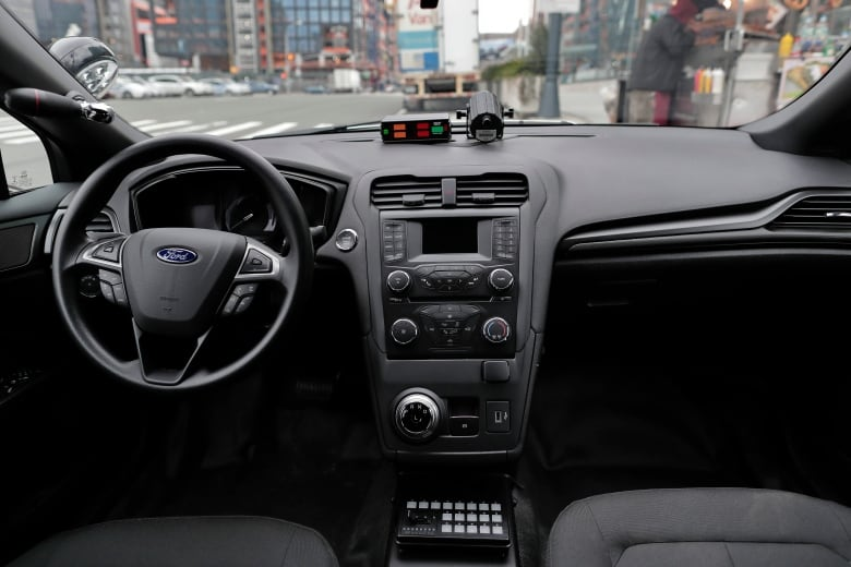 Ford Says Hybrid Police Car Catches Bad Guys Saves Gas Too Cbc News