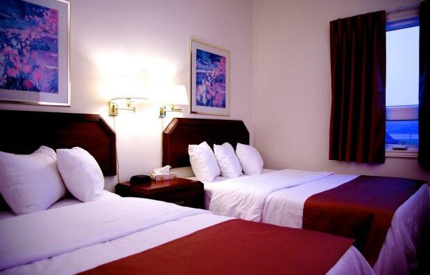 Hotel Port Aux Basques new autism-friendly guestroom