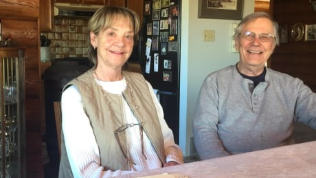 Maureen and Wendell Strong
