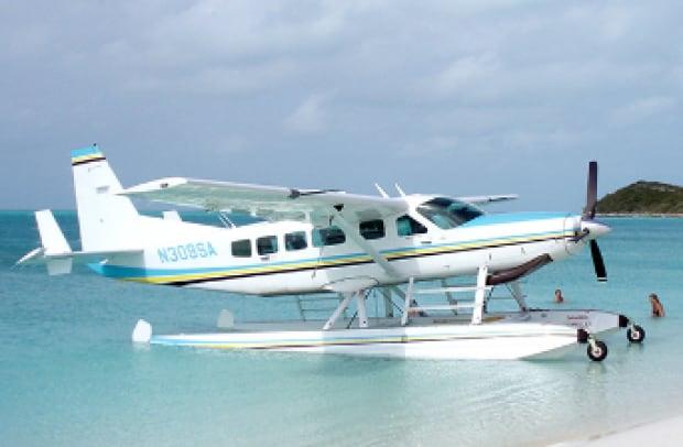 Bahamas seaplane