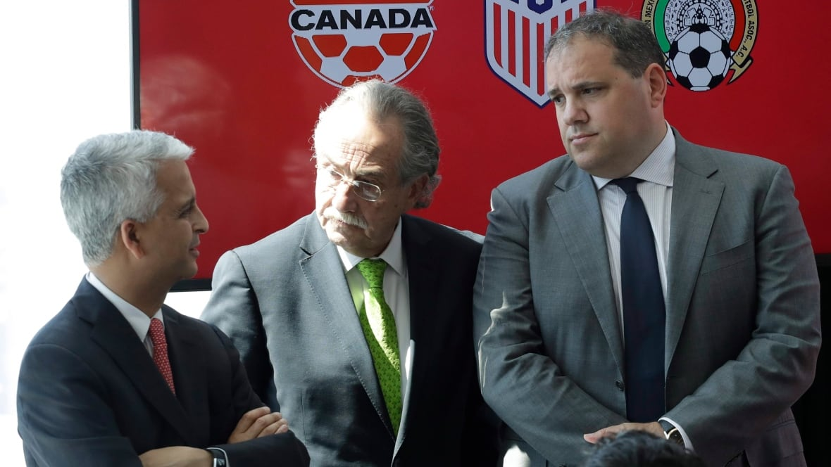 Canada would host 10 games in joint 2026 FIFA World Cup bid with