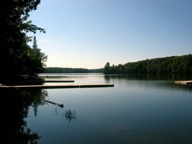 Lake Clearwater at Ontario Pioneer Camp
