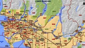 BC riding map 2017