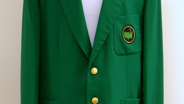 This Masters jacket sold for $139,000 US on Saturday. A sports journalist bought it for $5 at a Toronto Goodwill in 1994.