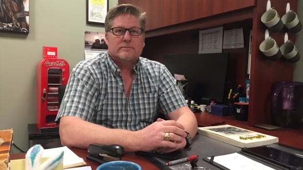 Hay River mayor Brad Mapes says now-defunct shipping company NTCL owes the town of Hay River $1.3 million. Now, he's looking to the territorial government to find a way to help pay the bills.